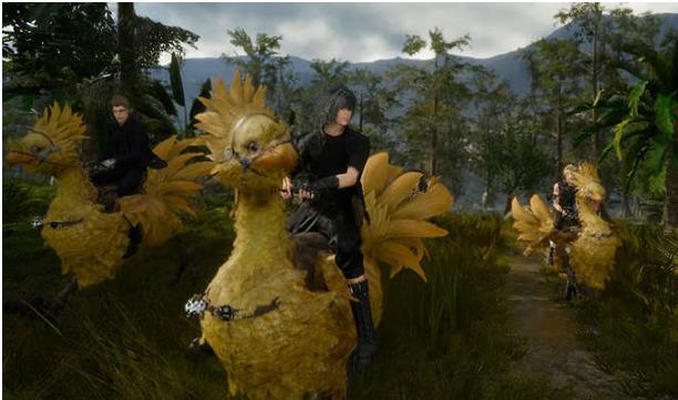 Fakta Game Final Fantasy yang Harus Kamu Ketahui
