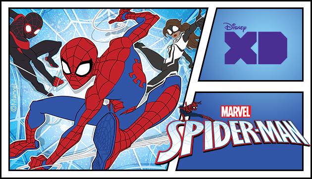 Sierpień / Wrzesień na kanale Disney XD