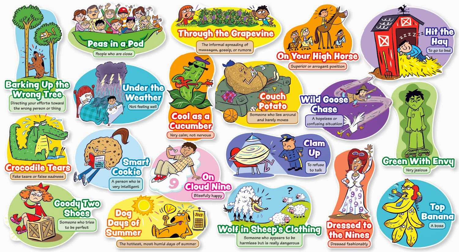 In Plain English Learning Idioms