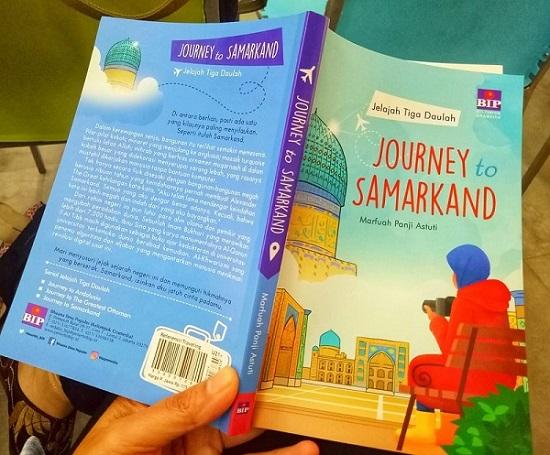 Journey to Samarkand