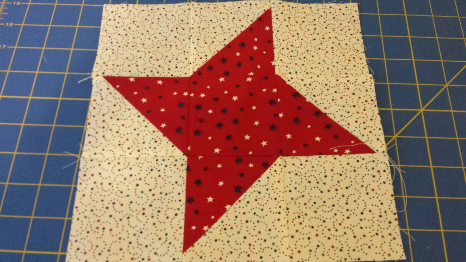 My Patchwork Quilt: FRIENDSHIP STAR QUILT PATTERN