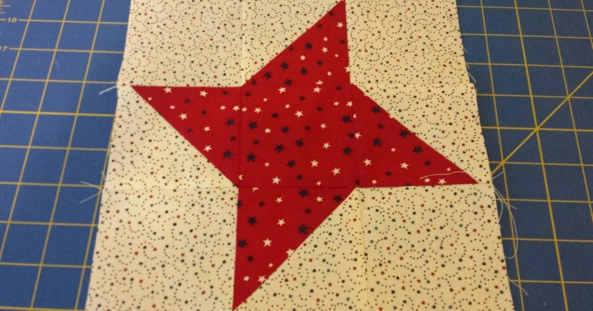 My Patchwork Quilt: FRIENDSHIP STAR QUILT PATTERN