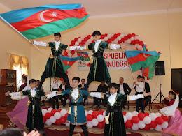 Azərbaycan Xalq  Cümhuriyyətinin yaranmasının 100 illiyi münasibətilə ümumrayon tədbiri keçirildi