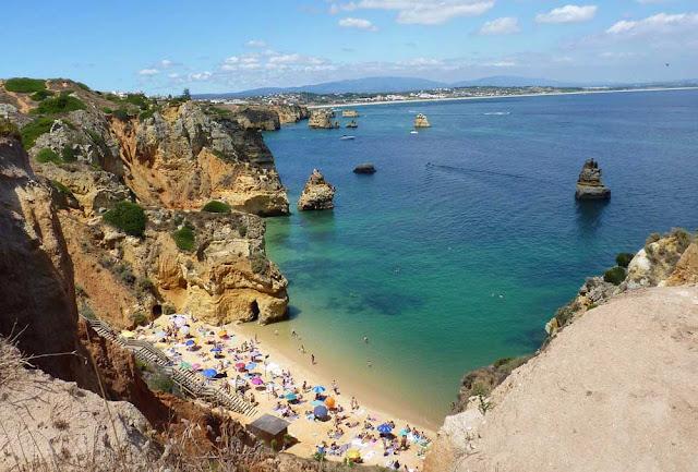 Praia da Camilo – Portugal