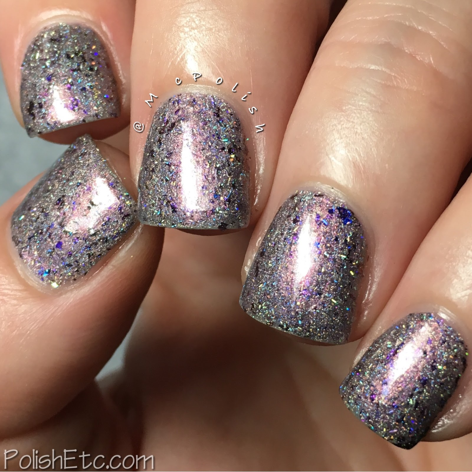Road to Polish Con - Week 4 - McPolish - Meet Me on the Midway by Anonymous Lacquer