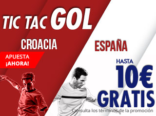 suertia promocion Croacia vs España 15 noviembre