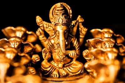 Good Morning Lord Ganesha on Whatsapp
