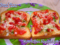 http://www.momrecipies.com/2008/11/bread-pizza-quick-delight.html