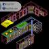مجموعة بلوكات مطبخ 2D,3D اوتوكاد dwg