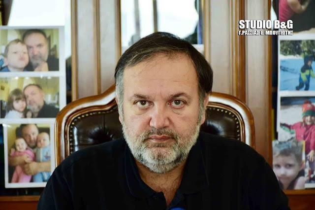 Χειβιδόπουλος: Το Επιμελητηριο είναι ο σημαντικότερος φορέας του επιχειρείν στην Αργολίδα