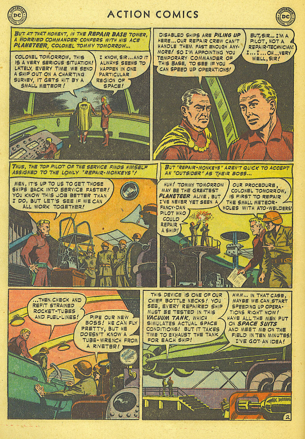 Read online Action Comics (1938) comic -  Issue #168 - 16