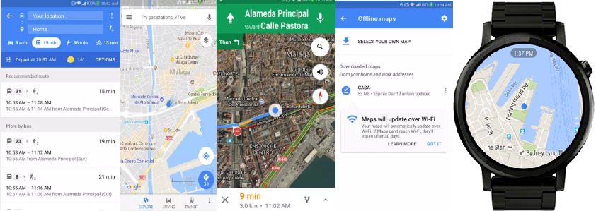 Google Maps Apk Free Download For Android ~ Apk Lighter on