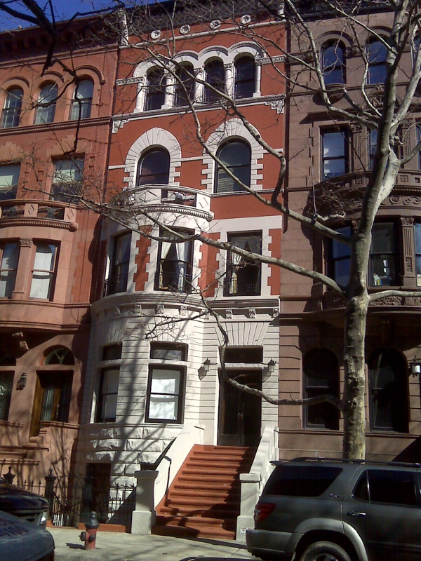 Manhattan Residential Architecture Nyc Blog Estate New