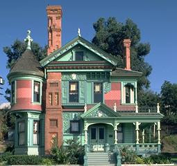 Gothic style house 11