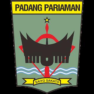 Padang Pariaman Logo Vector