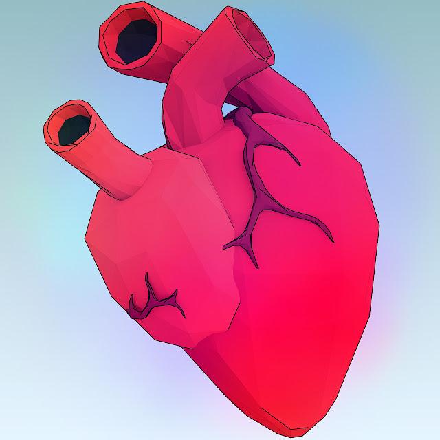 أعراض امراض القلب والشرايين