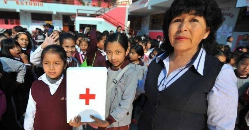 Estudiantes de Arequipa se alistan para participar en simulacro de sismo nocturno