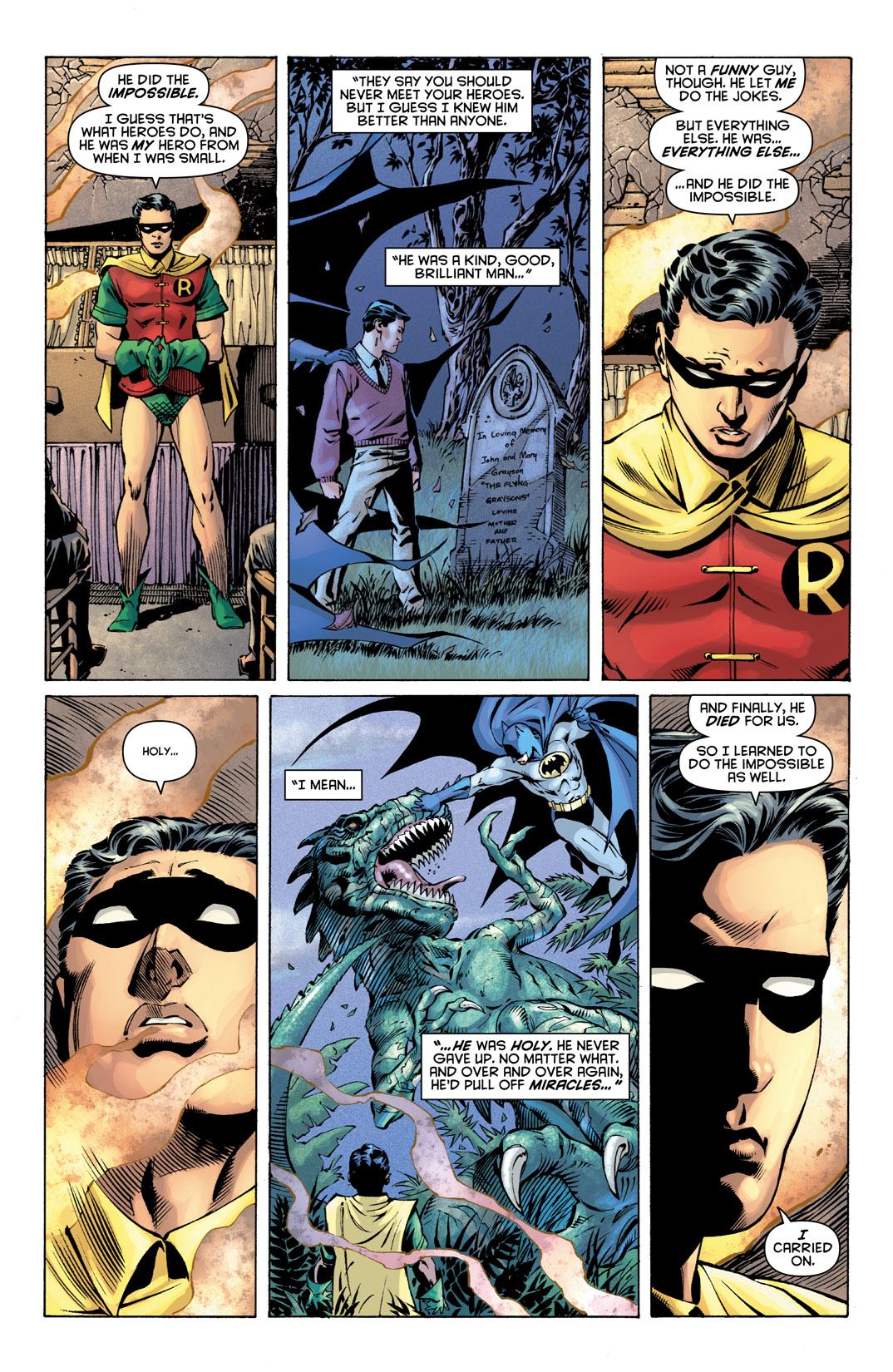 Detective Comics (1937) 853 Page 5