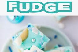 Sugar Cookie Dough Fudge