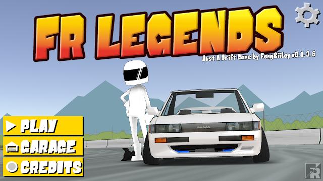 FR Legends Game Balap Drift Di Android Yang Bisa Di Kustomisasi