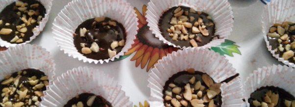 Resep coklat kacang mini