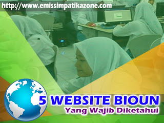 5 Website BioUN Semua Jenjang yang Wajib Diketahui
