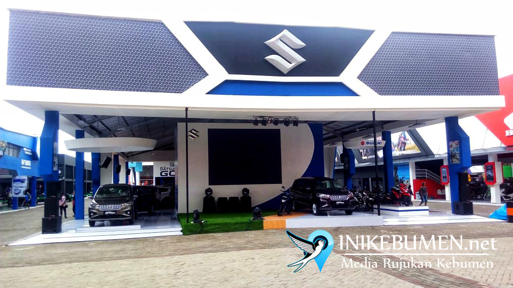 """Urban Way of Life"" Jadi Tema Booth Suzuki di Jakarta Fair Kemayoran 2018"