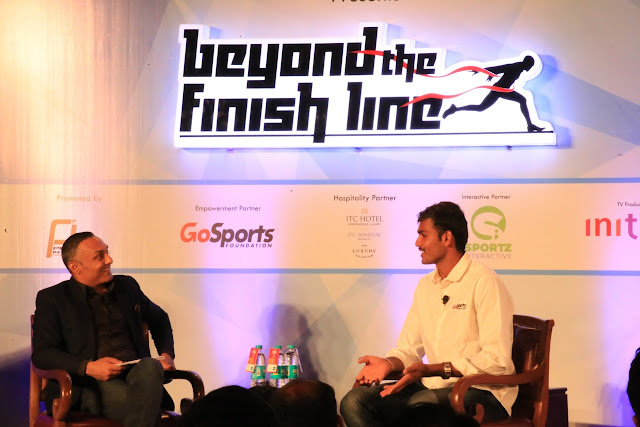 Procam International & GoSports Foundation tell the behind the scenes stories of the Indian Athlete beyond the Finish Line