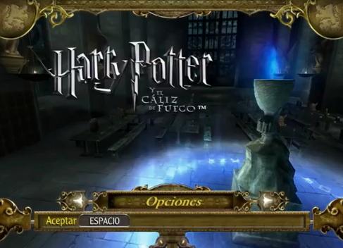 Mis Guias De Juegos Harry Potter Y El Caliz De Fuego Juego Para Pc