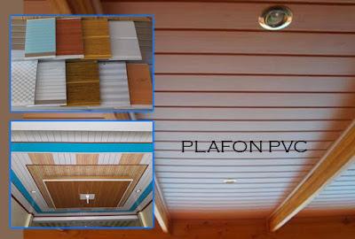 HARGA JASA PASANG PLAFON PVC DI PESAWARAN