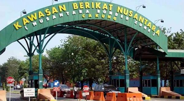 Daftar Perusahaan ( Pabrik ) Kawasan Berikat Nusantara Cakung
