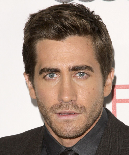 Jake Gyllenhaal Short Hairstyle | Men Hairstyles , Short ...