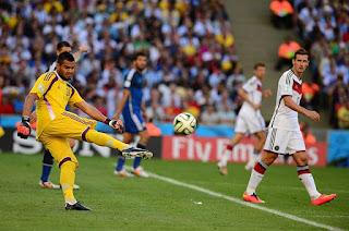الأرجنتين وألمانيا اللقاء الأكثر تكراراً فى نهائى كأس العالم