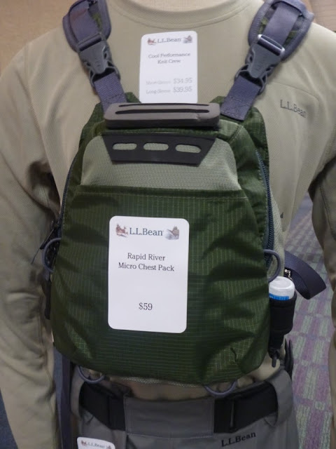 LL Bean Rapid River Micro Chest Pack