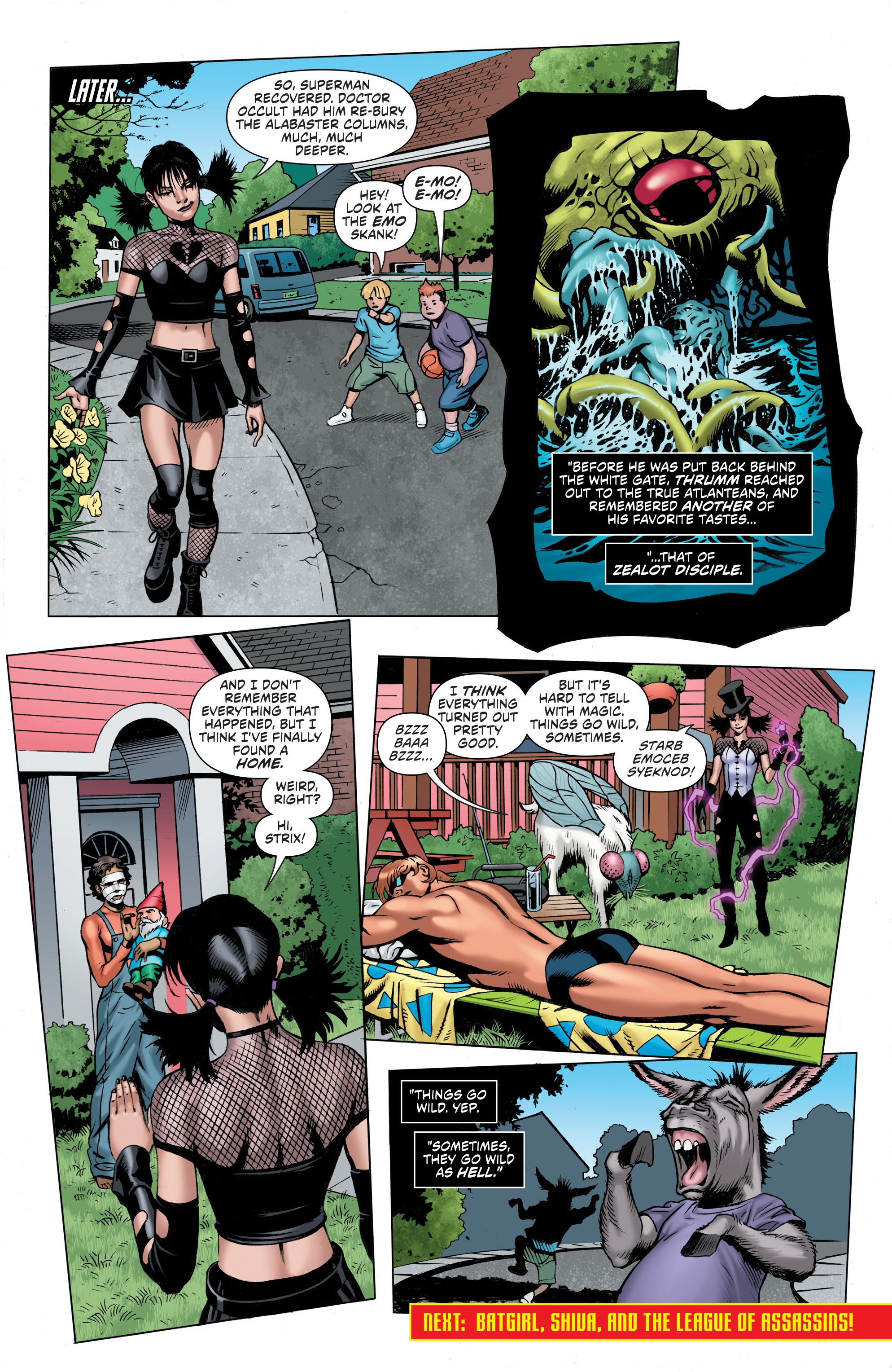 Read online Secret Six (2015) comic -  Issue #10 - 22