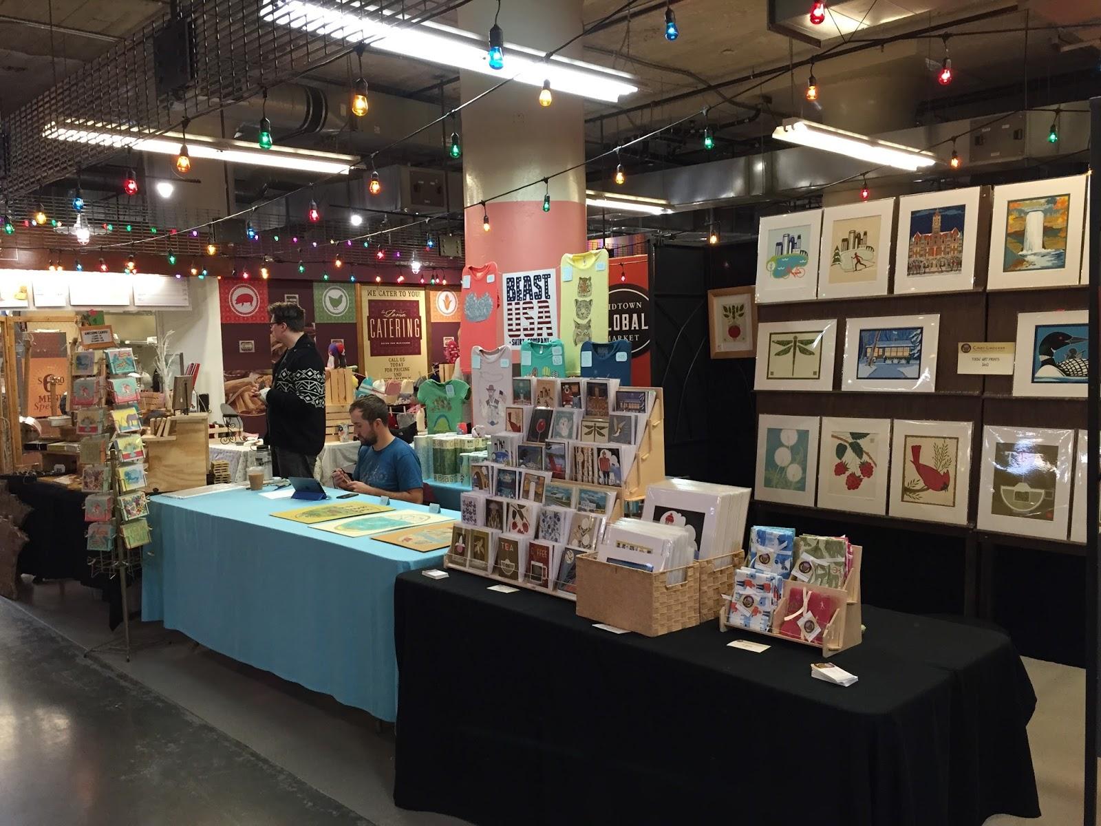Craft Shop Plymouth Market