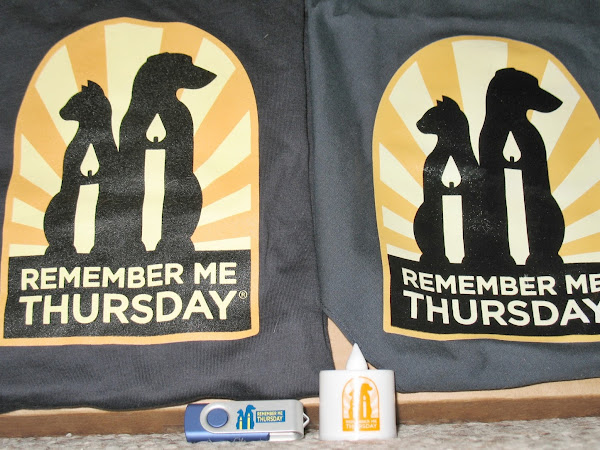 Remember Me Thursday {writing to save lives}  #RememberTheRescue