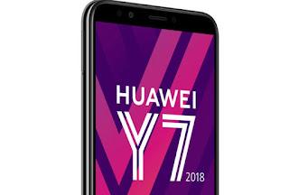 Cara Membuka Pola di Huawei Y7 Prime