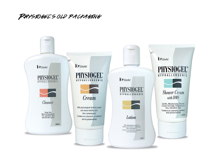 Physiogel Old Look