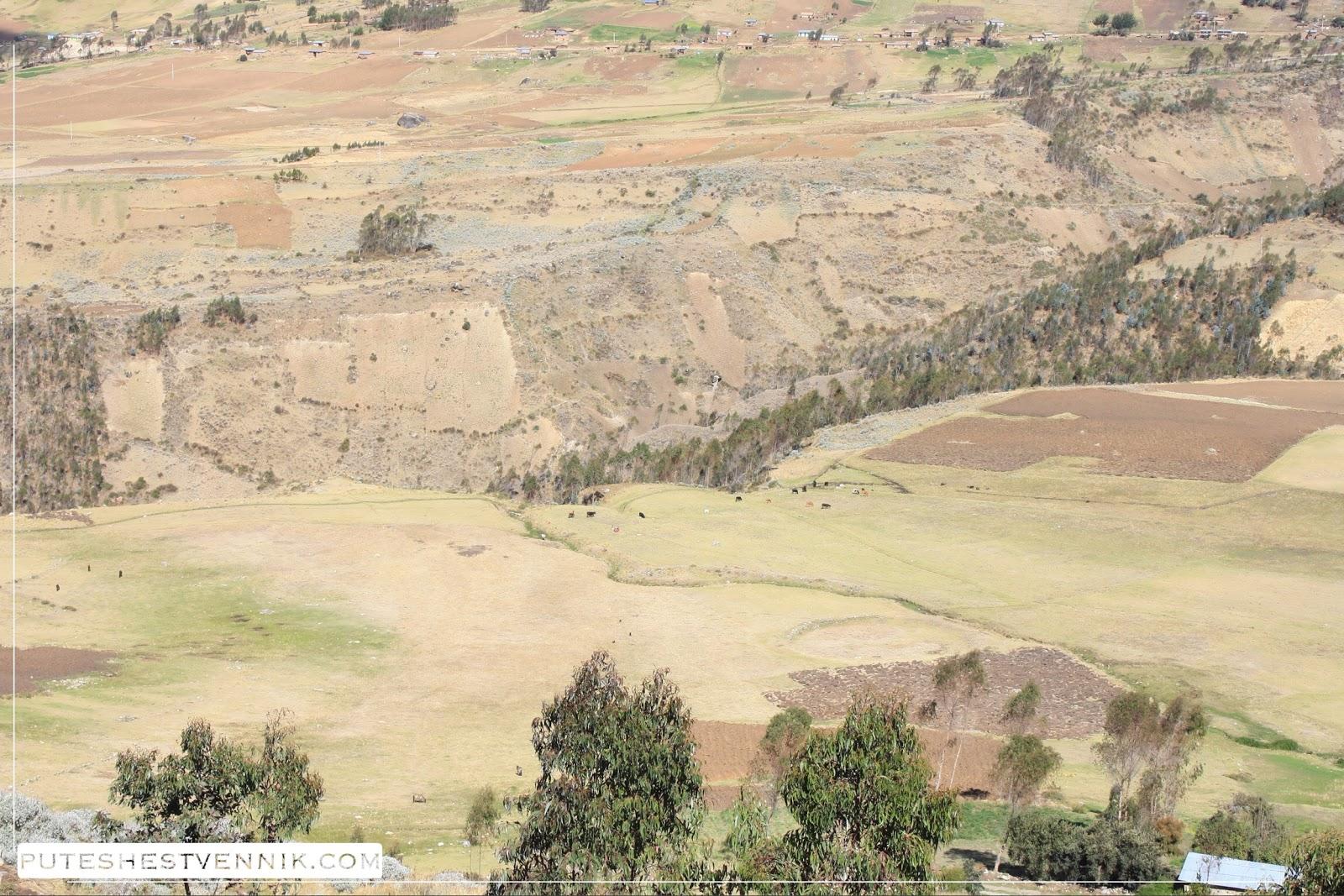 Сельская местность в Перу