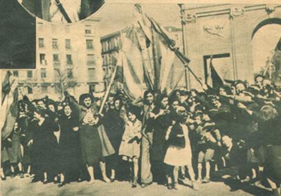 La Ayuda Suiza es expulsada de Madrid por Franco