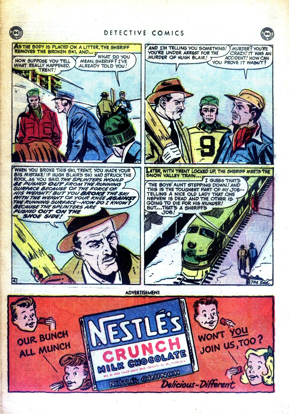 Read online Detective Comics (1937) comic -  Issue #169 - 30