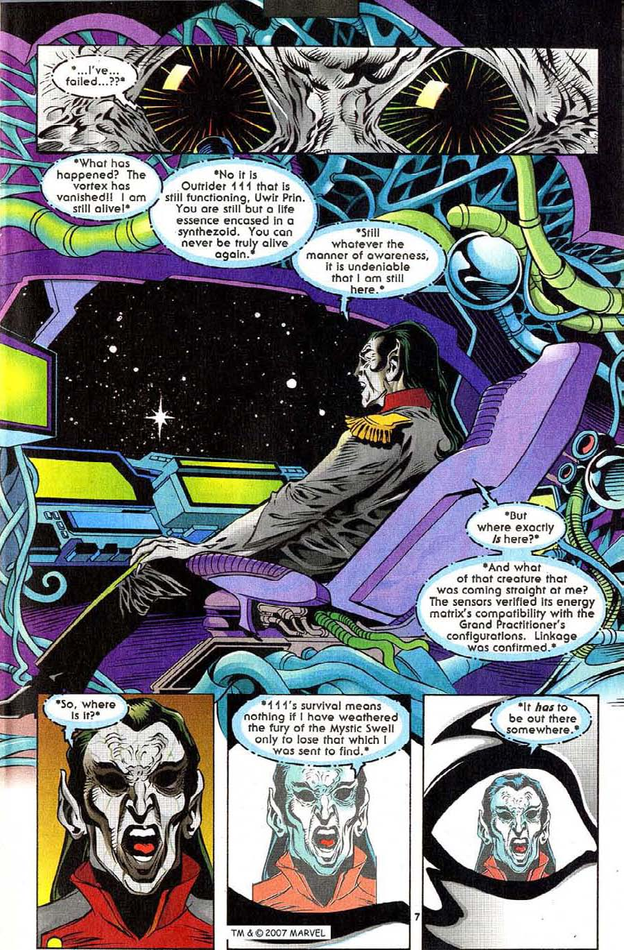 Read online Silver Surfer (1987) comic -  Issue #111 - 9