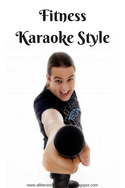 Fitness Karaoke Style