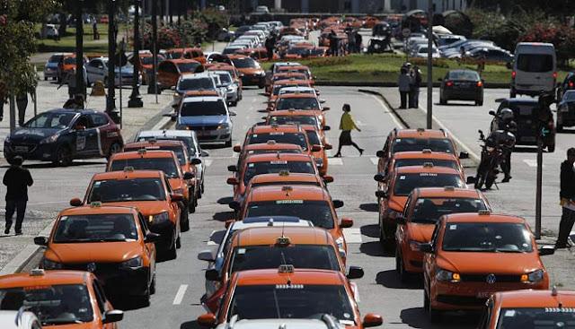Curitibanos aprovam chegada do Uber
