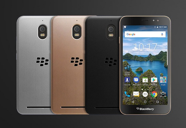 BB Merah Putih launches its first BlackBerry-branded phone in Indonesia, the BlackBerry Aurora