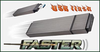 Πιο Γρήγορο USB Flash με μία Απλή Ρύθμιση