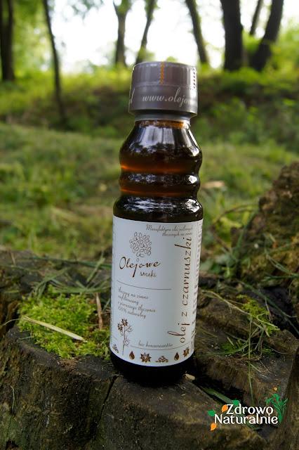 Olejowe Smaki -  Olej z czarnuszki