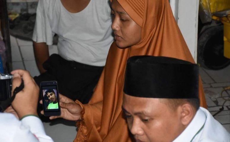 Siti Zubaidah istri Alzahra Joya