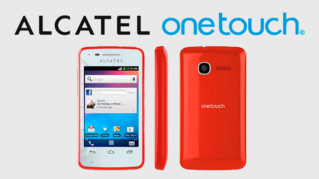 rom stock Alcatel OT T´POP 4010